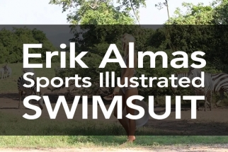 Go Behind The Scenes With Erik Almås And Sports Illustrated Models