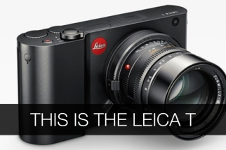 The Leica T Accidentally Revealed on Since-Removed Site