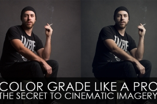 Color Grade Like A Pro – The Secret To Cinematic Imagery
