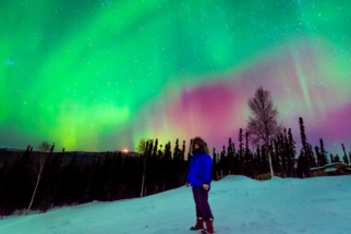 The Nothern Lights - Photography And Video By Alexis Coram