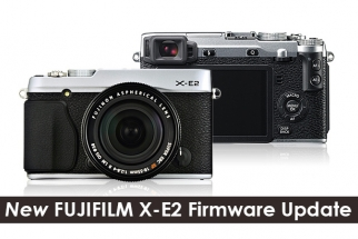 New FUJIFILM X-E2 Firmware Update