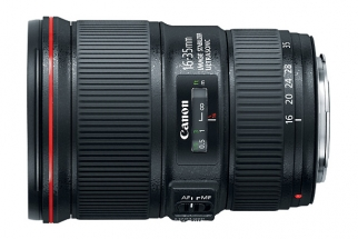 Canon Announces The 16-35mm f/4L IS EF Lens