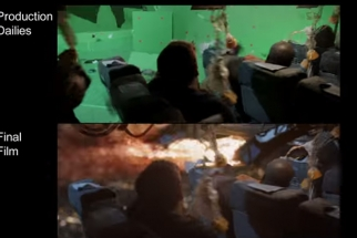 Side by Side Video Highlights The Talents of Visual Effects Teams (NSFW)