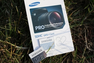 New Samsung Pro-Level SD Cards are Winners