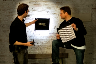 """""""RagLite"""" Is A Flexible, Waterproof, And Portable LED Lighting Concept"""
