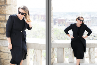 The Haute Girl Explains Four Ways to Not Look Overweight in Photographs