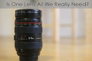 How Many Lenses Do We Really Need?