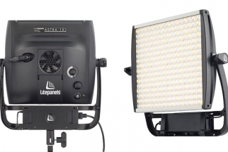 "New LitePanels Bi-Color LED Light ""Astra,"" Four Times Brighter Than The Original 1x1"