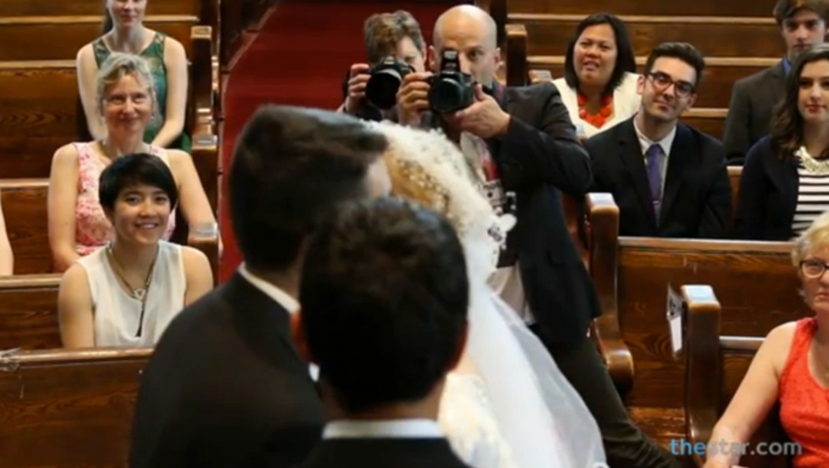 """A Master Class in """"Uncle Bob"""" Wedding Photography"""