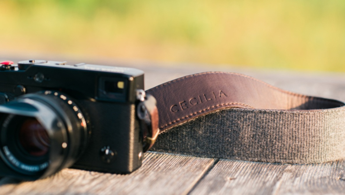 Fstoppers Reviews Cecilia Gallery Camera Straps