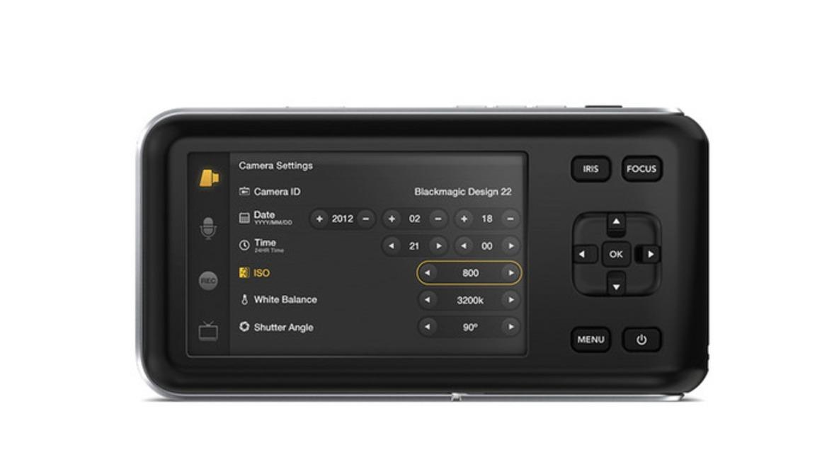 Blackmagic Upgrades Firmware for Cinema Camera and Pocket Cinema Camera