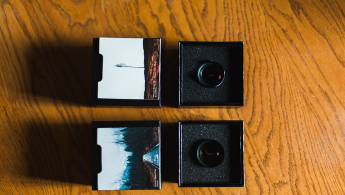 Fstoppers Reviews Moment Mobile Lenses