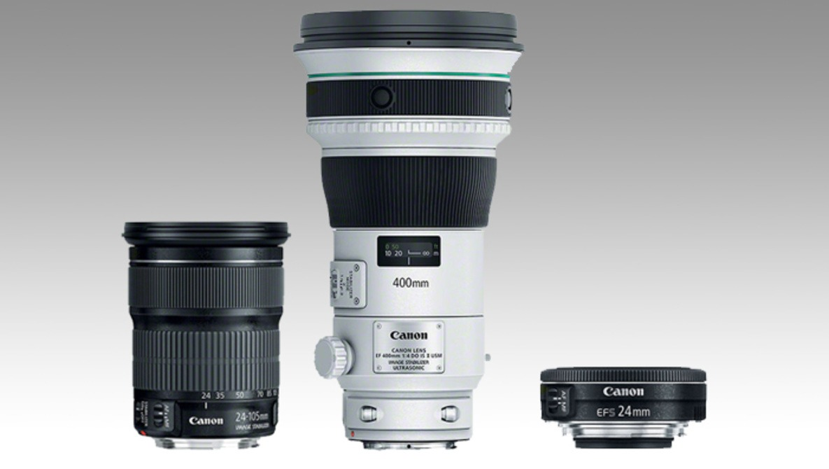 Canon Highlights 3 New Lenses in Their Photokina Announcement ...