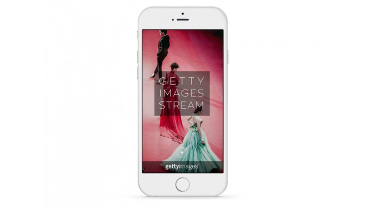 Getty Images Launches Stream, Mobile App for Consumers to Browse and Share