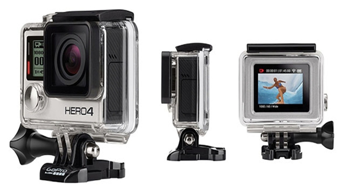 Latest GoPro HERO4 News - The Best Action Cam Gets Even Better ...