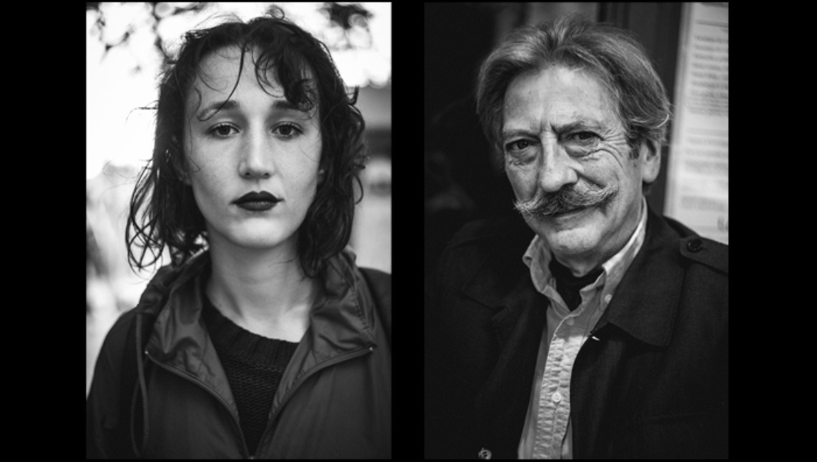 365 parisiens documents strangers on the streets of paris in stunning black and white portraits