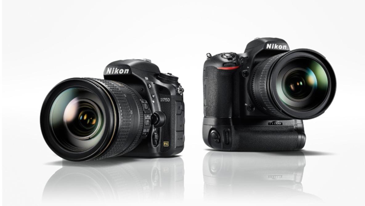 Nikon's Newest Full-Frame Family Member is the D750