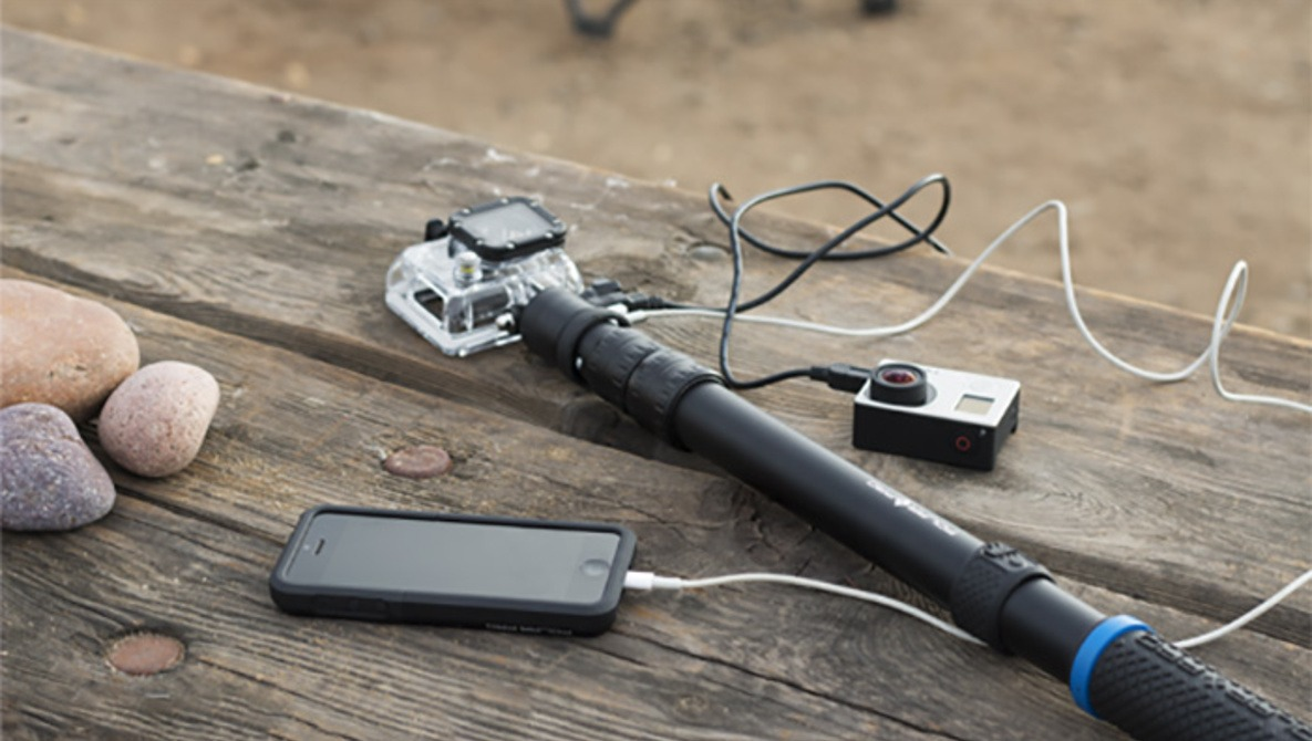 PowerPole Accessory Adds Much Needed Battery Life and Reach to the