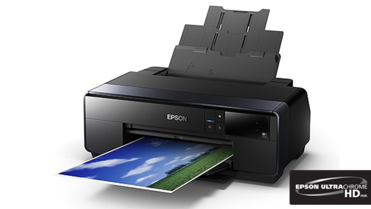 Epson Announces the SureColor P600 - Now with the Blackest of Blacks