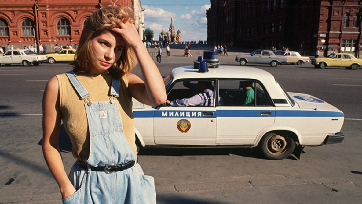 Incredible Photos from the Decline of the USSR Look Decades out of Place