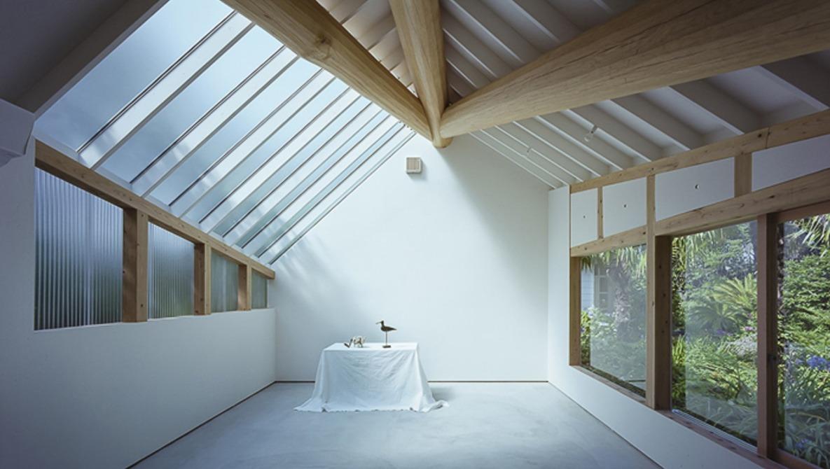 Beautiful Japanese Photography Studio Designed To Harness