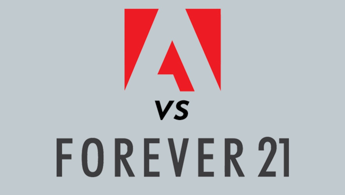 Adobe, Autodesk, and Corel Sue Forever 21 for Software Piracy