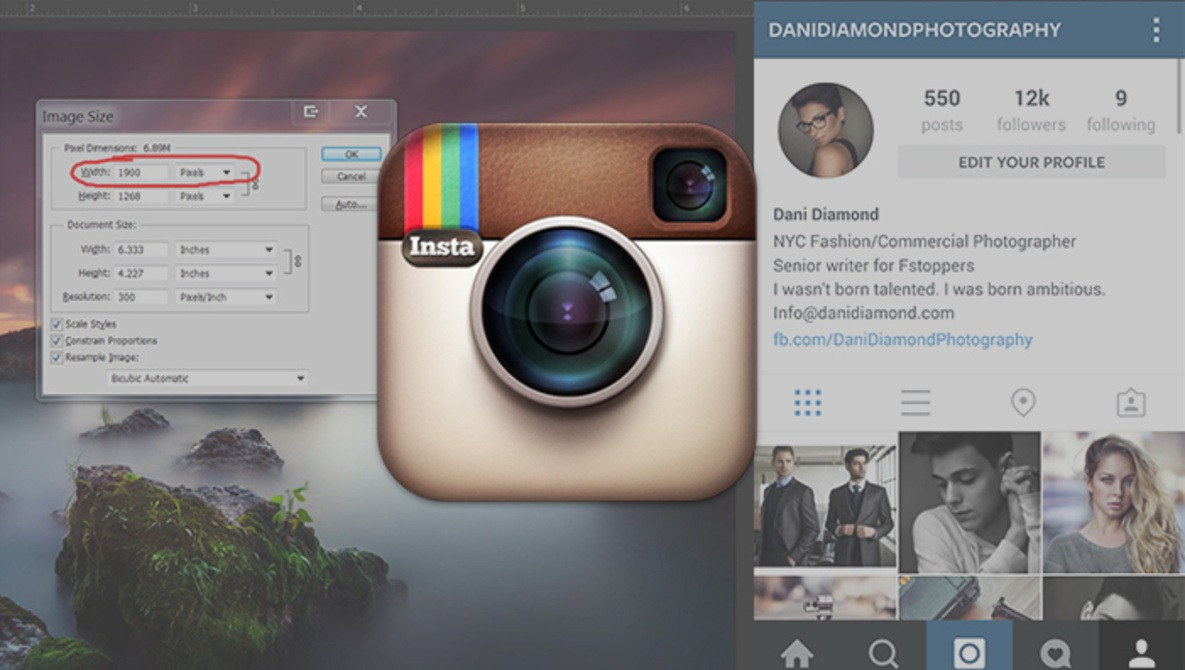 How To Upload Photos to Instagram from Your]