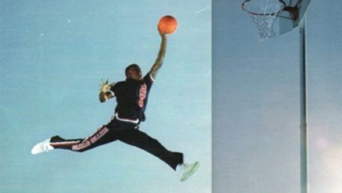 d47bbf163f41d4 Photographer Claims Nike  Jumpman  Logo Stolen from His Photo of Michael  Jordan