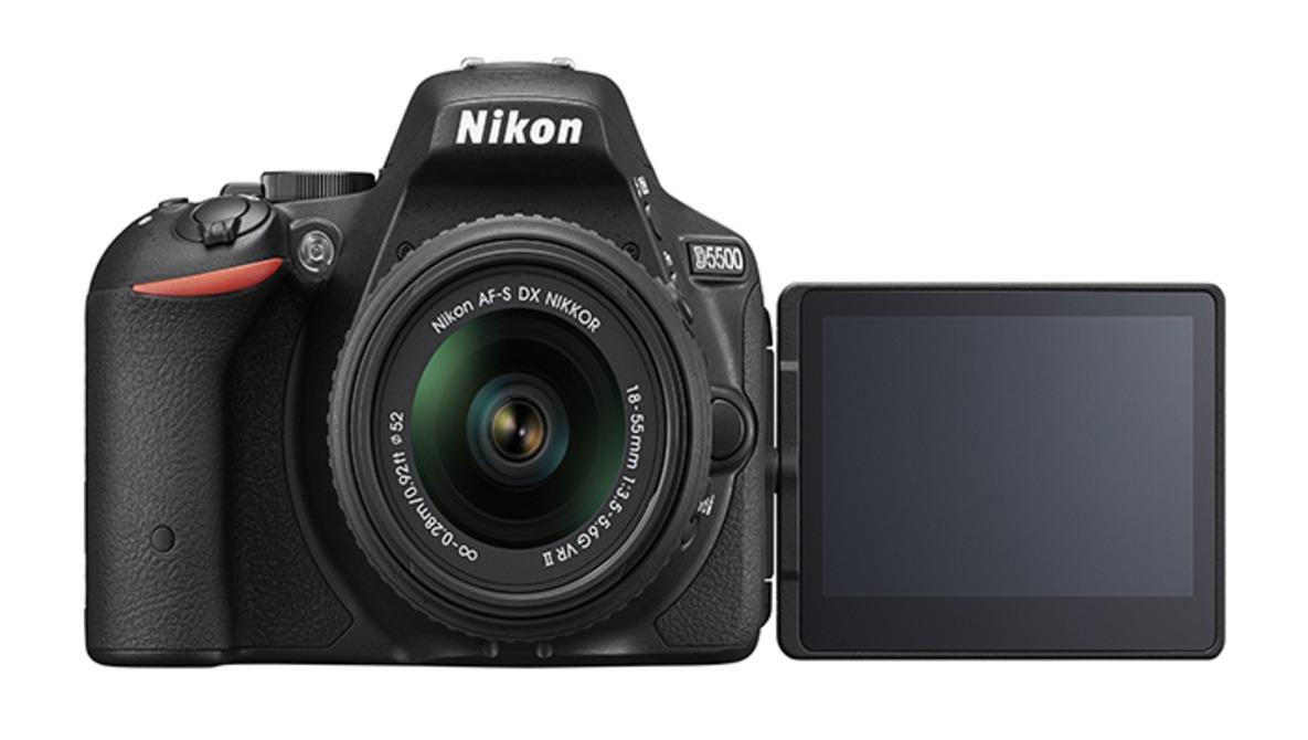 Nikon Announces the New D5500