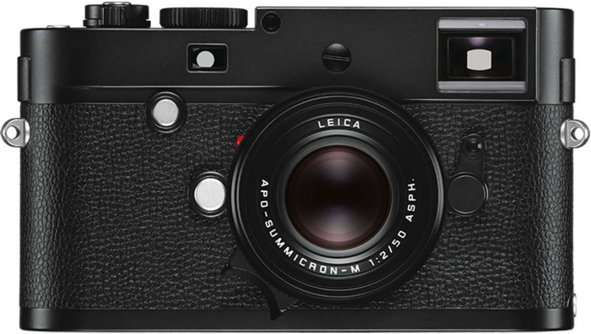 Leica Officially Announces New M Monochrom Type 246 Camera