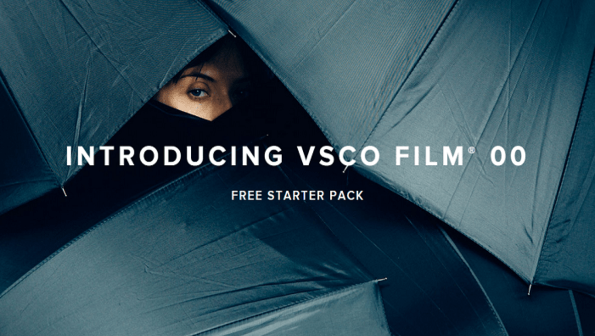 VSCO Releases Film 00, a FREE Starter Pack Today | Fstoppers