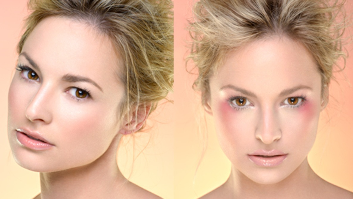 Creating Colorful Portrait Effects In Camera and In