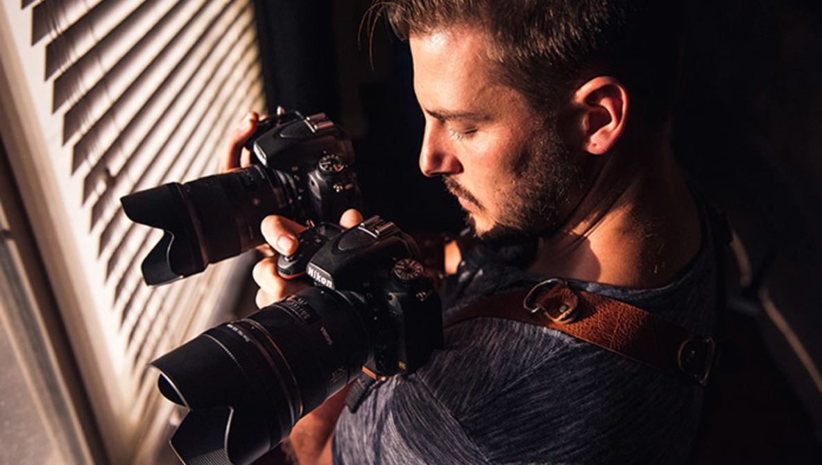How and Why I Shoot With Two Cameras