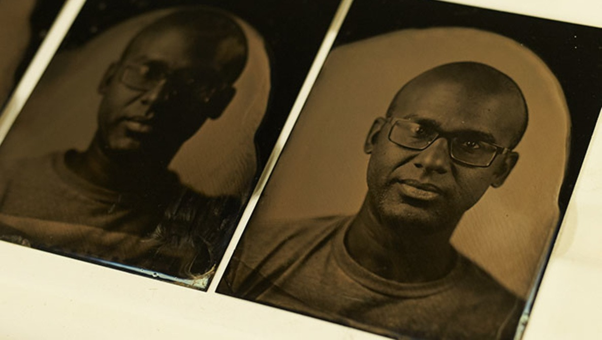 Wet Plate Collodion and the Joys of Being a Beginner
