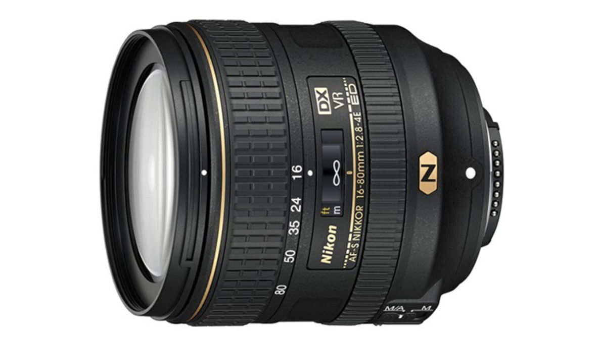 Nikon's AF-S DX Nikkor 16-80mm f/2.8-4E ED VR Raises the Bar, Brings Pro-Level Treatment to APS-C Lenses