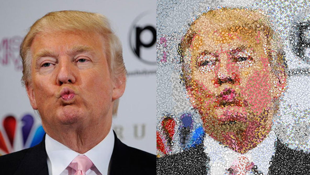 Website Turns Any Photograph Into an Emoji Mosaic