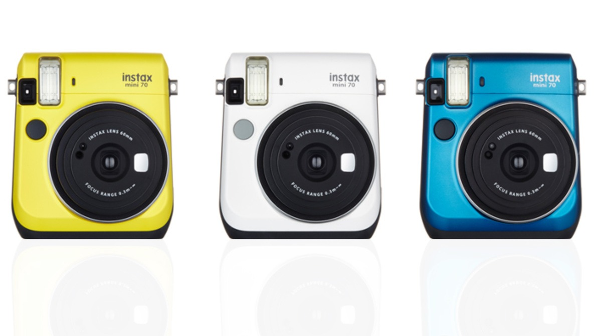 Fujifilm Announces New Instax Mini 70 Instant Camera