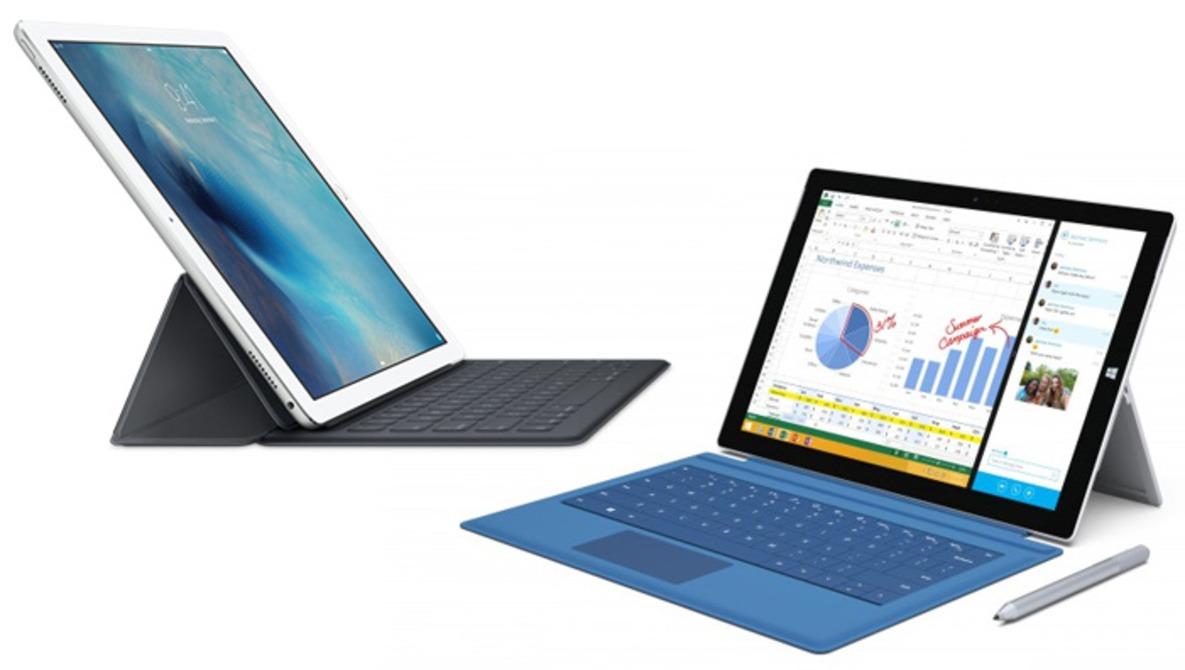 iPad Pro Vs. Surface Pro 3 Vs. Wacom Cintiq
