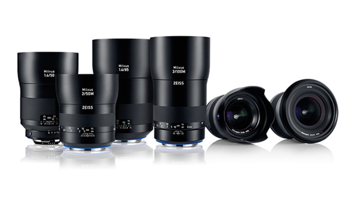 Zeiss Launches Entirely New 'Milvus' Line of High