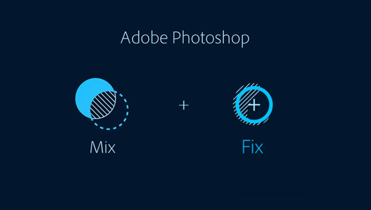 Adobe Photoshop Mix and Fix Add Support for Split View, iPad Pro, and the Apple Pencil