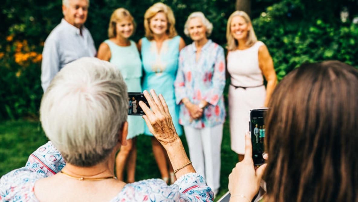 Dear Wedding Photographers: Get Over It