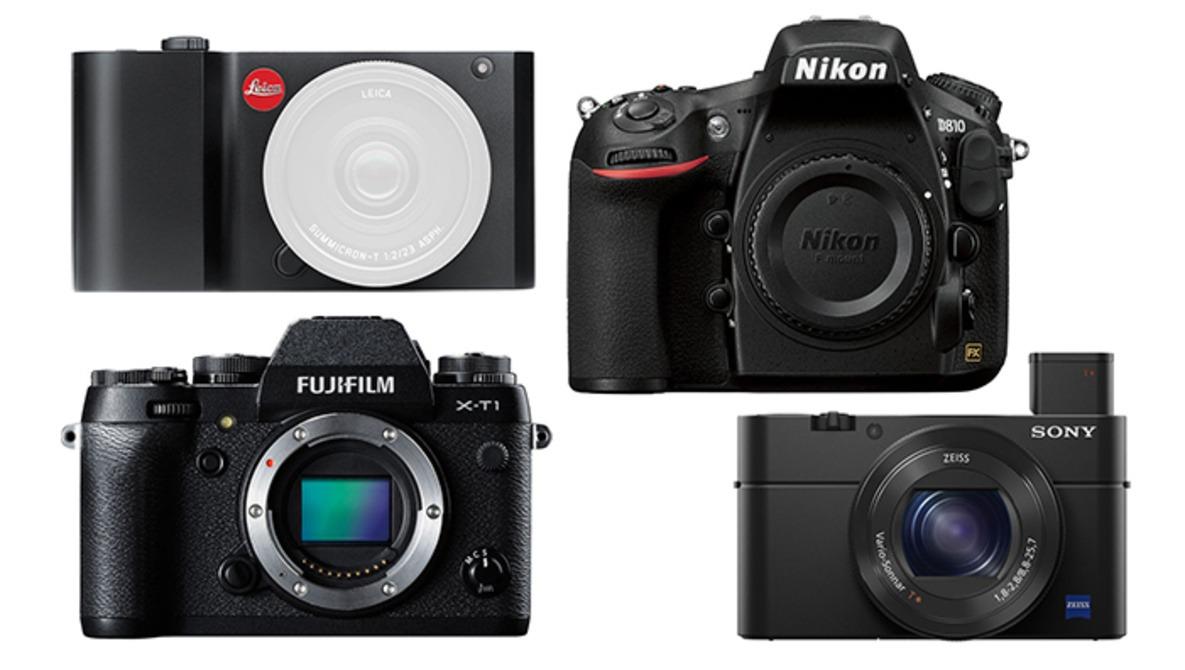 Fuji, Sony, Nikon, Leica - Firmware Updates for Everyone