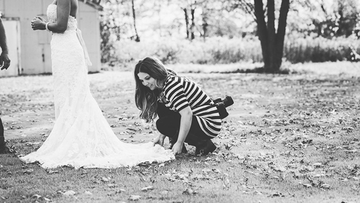 Photographer Recreates Wedding After Original Shooter Doesn't Show