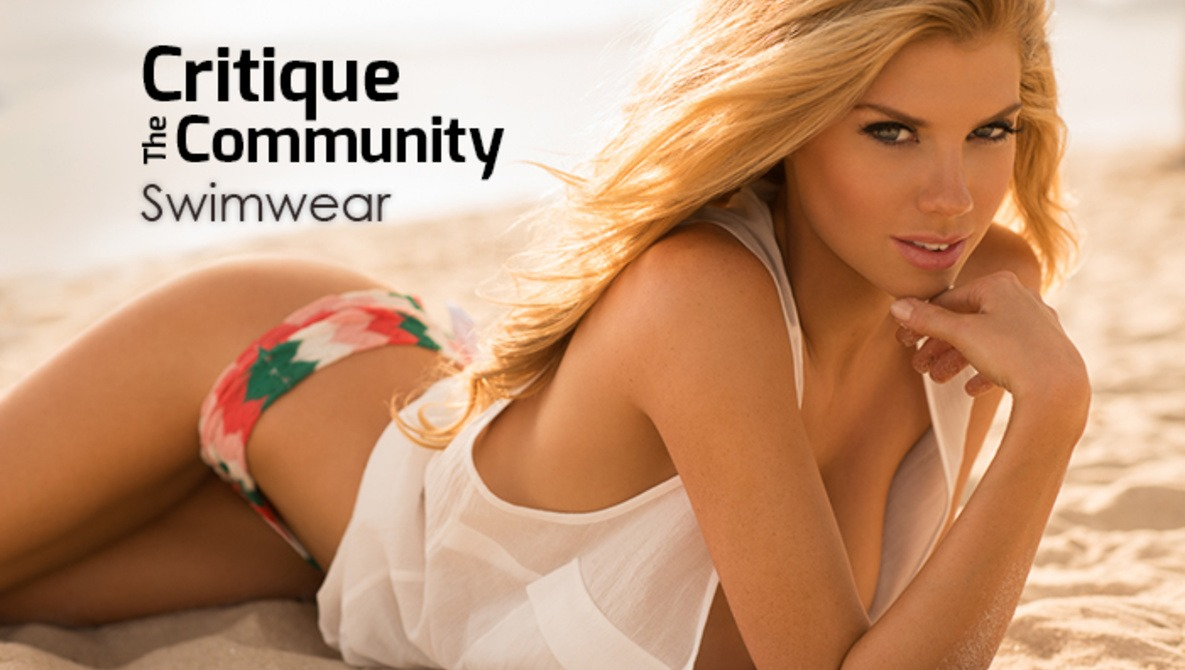 Critique the Community: Submit Your Swimwear Images Now!