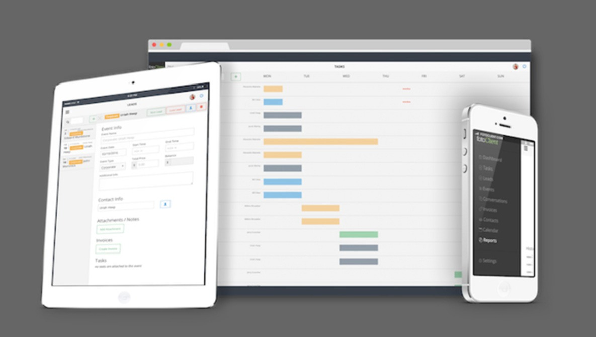Fstoppers Reviews FotoClient Business Management Software For Photographers
