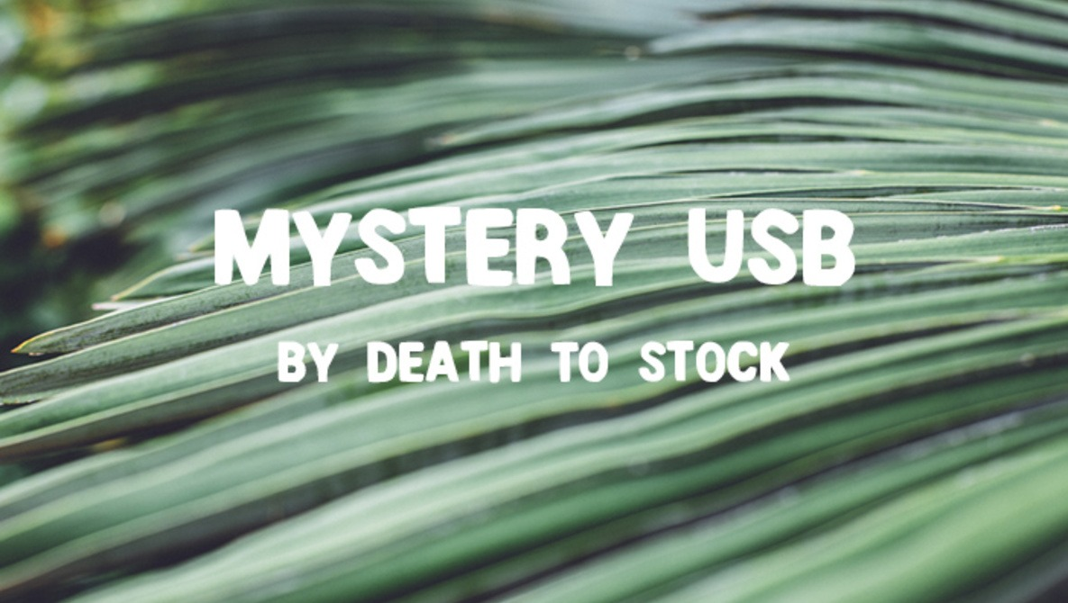 Mysteriously Vague Review: Death to Stock's Mystery USB