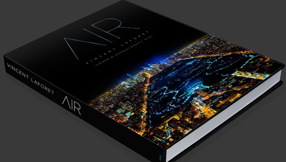 Vincent Laforet's 'AIR' Book Strikes a Balance Between Serene Cityscapes and Visual Overload
