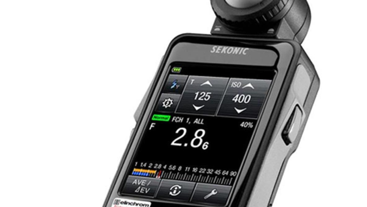 Sekonic Announces Elinchrom and Phottix Compatible Flash Meters