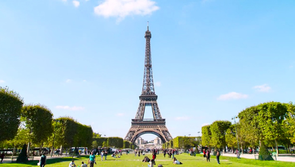 'Bonjour Paris' Is a Whirlwind Hyperlapse of One of the World's Most