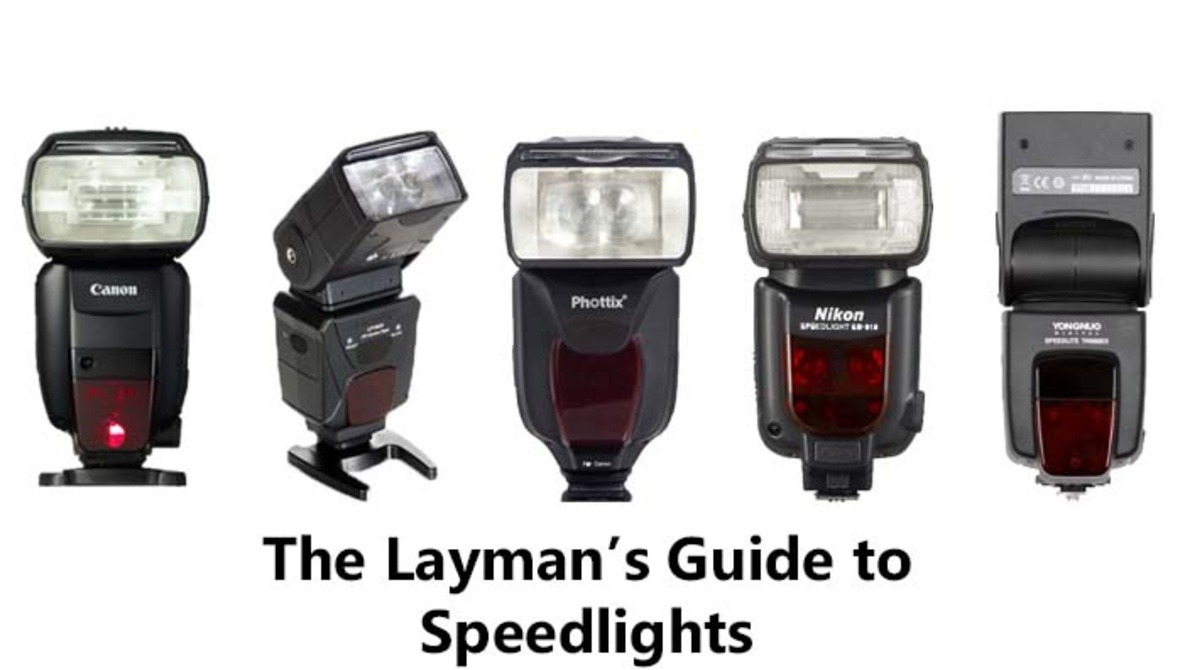 The Layman's Guide to Buying Speedlights